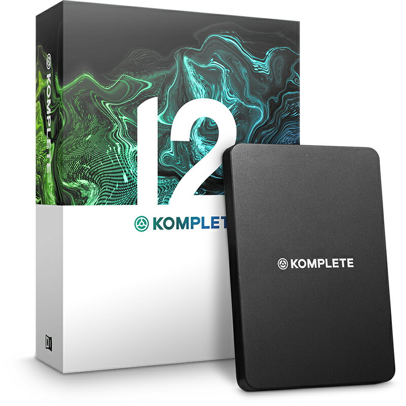 PCソフト, 音楽制作 Native Instruments KOMPLETE 12