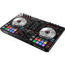 ●Pioneer DJ DDJ-SR2 [Serato DJ用コントローラー] 【数量限定 Deck...
