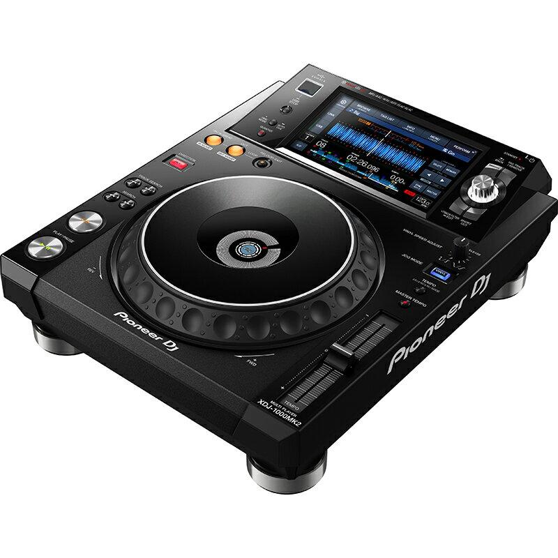 DJ機器, ターンテーブル  Pioneer DJ XDJ-1000MK2 16GBUSB1 ikbp1