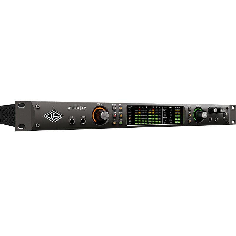 DAW・DTM・レコーダー, オーディオインターフェイス Universal Audio Apollo X6 Custom 6 Upgrade TANNOY LIFE BUDS