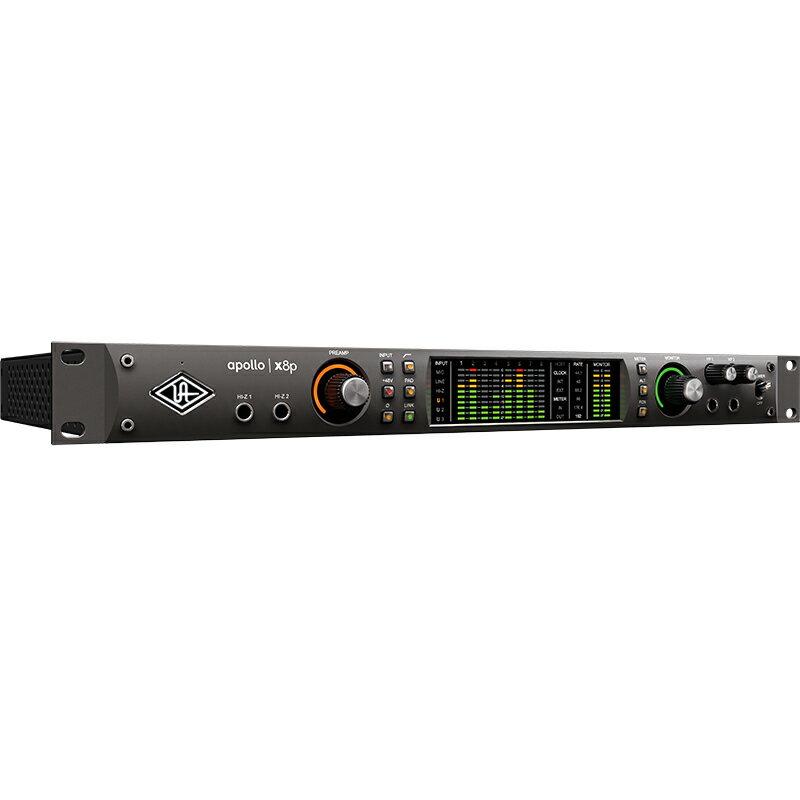 DAW・DTM・レコーダー, オーディオインターフェイス Universal Audio Apollo x8p Custom 10 Upgrade TANNOY LIFE BUDS