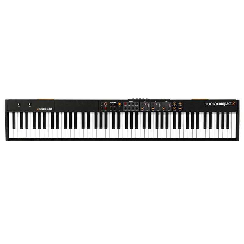 ピアノ・キーボード, キーボード・シンセサイザー Studiologic Numa Compact 288 ikbp5KBD