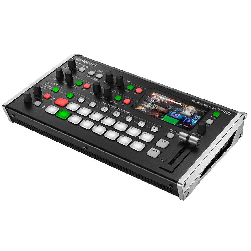 DJ機器, ビデオミキサー・ビデオスイッチャー Roland V-8HD(HD VIDEO SWITCHER) 115