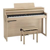 RolandHP704-LAS(ライトオーク調仕上げ)【数量限定豪華3大特典+汎用ピアノマット】