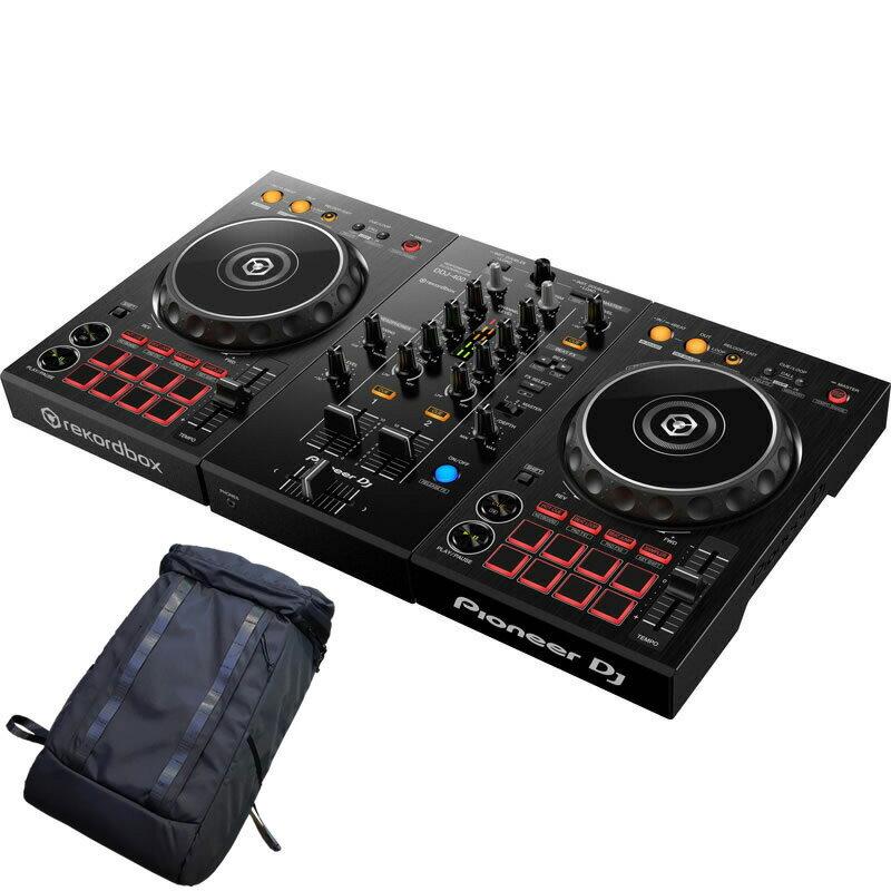 DJ機器, DJコントローラー Pioneer DJ DDJ-400 rekordbox DJ DDJ-400BACKPACK