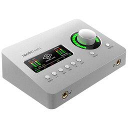 Universal Audio Apollo Solo Heritage Edition(Mac/Win兼用)【値上げ前最終在庫】【ikbp1】