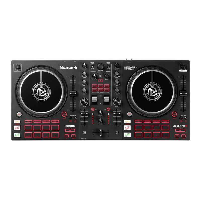 DJ機器, ターンテーブル Numark Mixtrack Pro FX N-WAVE580 Serato DJ Lite