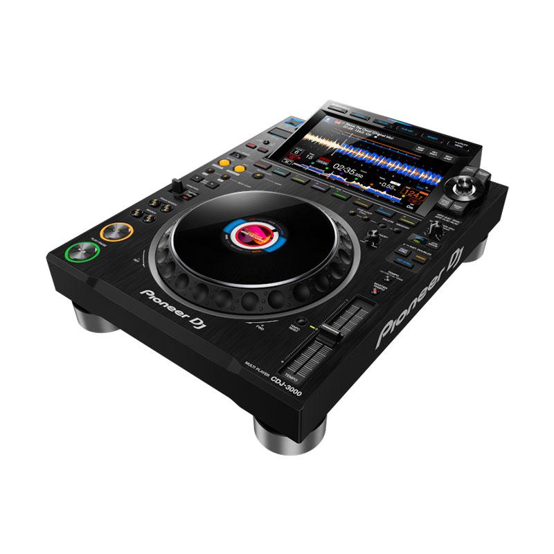DJ機器, CDJプレーヤー Pioneer DJ CDJ-3000 16GBUSB1