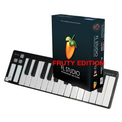 【ホストアプリケーションソフト】●IMAGE LINE FL STUDIO 10 FRUTY Edition + ICON Digital i...