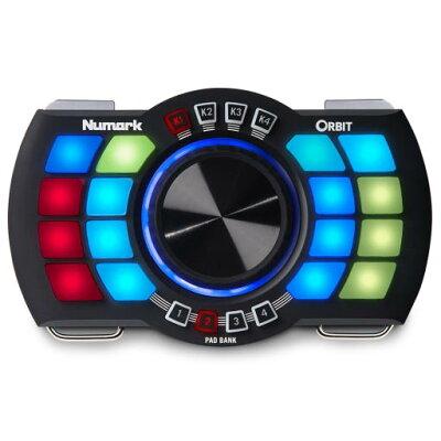 【Wireless DJ Controller with Motion Control】●Numark ORBIT 【特価品】