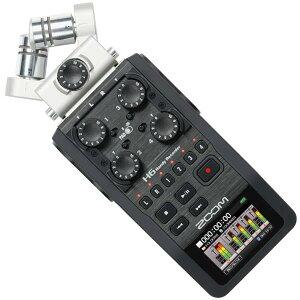 【ハンディレコーダー】●ZOOM H6 Handy Recorder 【6月末発売予定】 【新製品その他】