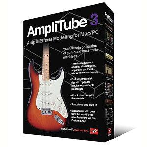 【アンプシミュレーターソフト】●IK Multimedia Amplitube 3 [NEW]