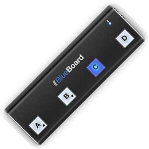 【iPhone/iPod Touch/iPad用Bluetoothコントローラー】●Ik Multimedia iRig BlueBoard 【10月...