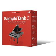 【ソフトシンセサイザー】●IK Multimedia SampleTank 3 アップグレード初回限定版 【9月下旬...
