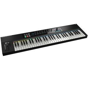【USB/MIDIコントローラー】●Native Instruments KOMPLETE KONTROL S61 【10月1日発売予定】