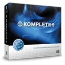 ●NativeInstruments KOMPLETE 9