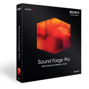 【波形編集ソフト】●SonyPictures SOUND FORGE PRO 11 発売記念版 【12月16日発売予定】