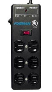 【限定タイムセール】●FURMAN SS-6B [パワー・ディストリビューター] 【限定タイムセール】