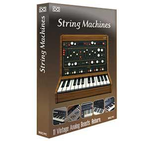 【ソフトシンセサイザー】●UltimateSoundBank String Machines