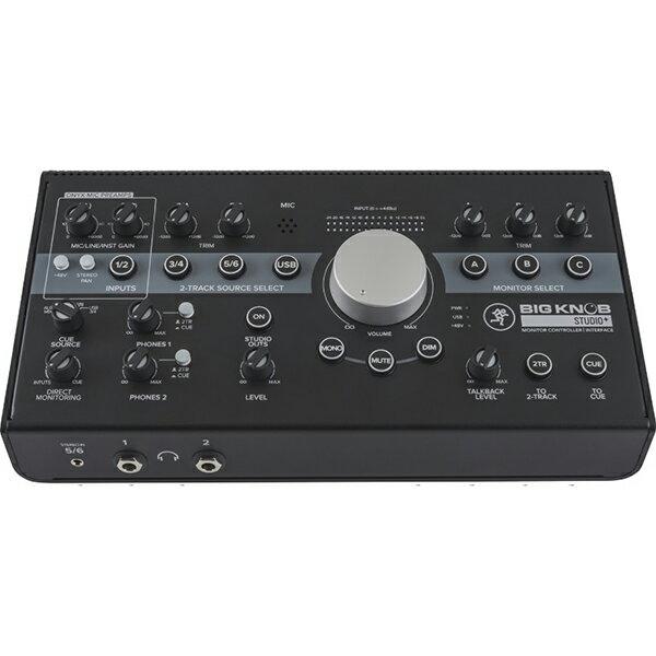 DAW・DTM・レコーダー, MIDIインターフェイス MACKIE Big Knob Studio