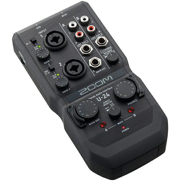 DAW・DTM・レコーダー, MIDIインターフェイス ZOOM U-24 Pro Tools First21