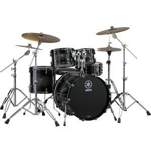 YAMAHA LIVE CUSTOM 4pc Drum Set (BWS) [LNP4F3BWS + LNB2016BWS]