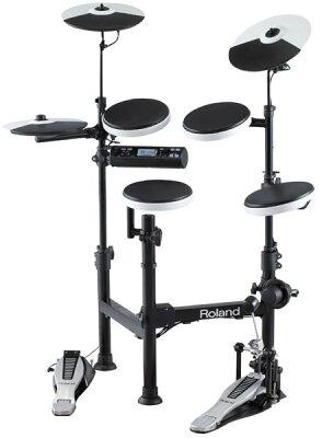【エレクトリックドラム】ROLAND TD-4KP-S [V-Drums Portable] 【3月中旬入荷予定】