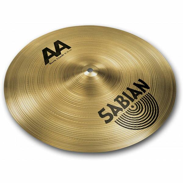 ドラム, クラッシュシンバル SABIAN AA-16RC AA Rock Crash 16