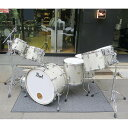 "Pearl Ian Paice Deep Purple:Masters Premium ""MMP"" 8pc Drum Set with IP1465(Signature Snare w/Sign) 【特価】 [2014年11月31…"
