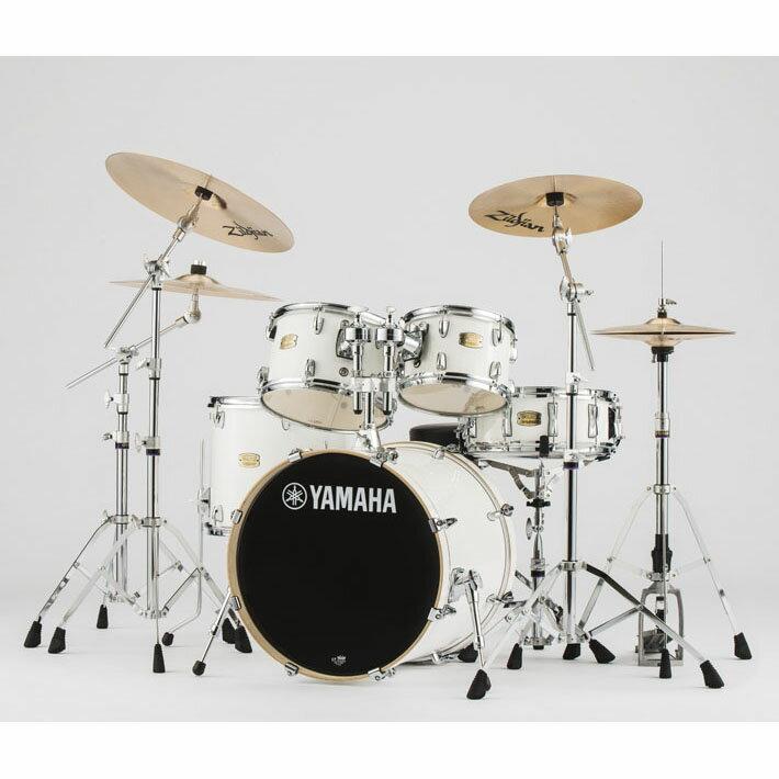 ドラム, ドラムセット YAMAHA Stage Custom Birch 20 Zildjian i SBP0F5I18