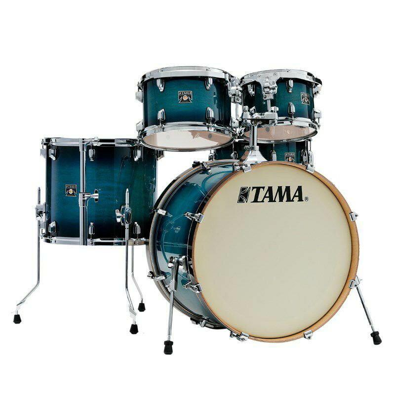 ドラム, ドラムセット TAMA CL52KRS-BAB Superstar Classic Drum Kits Blue Lacquer Burst