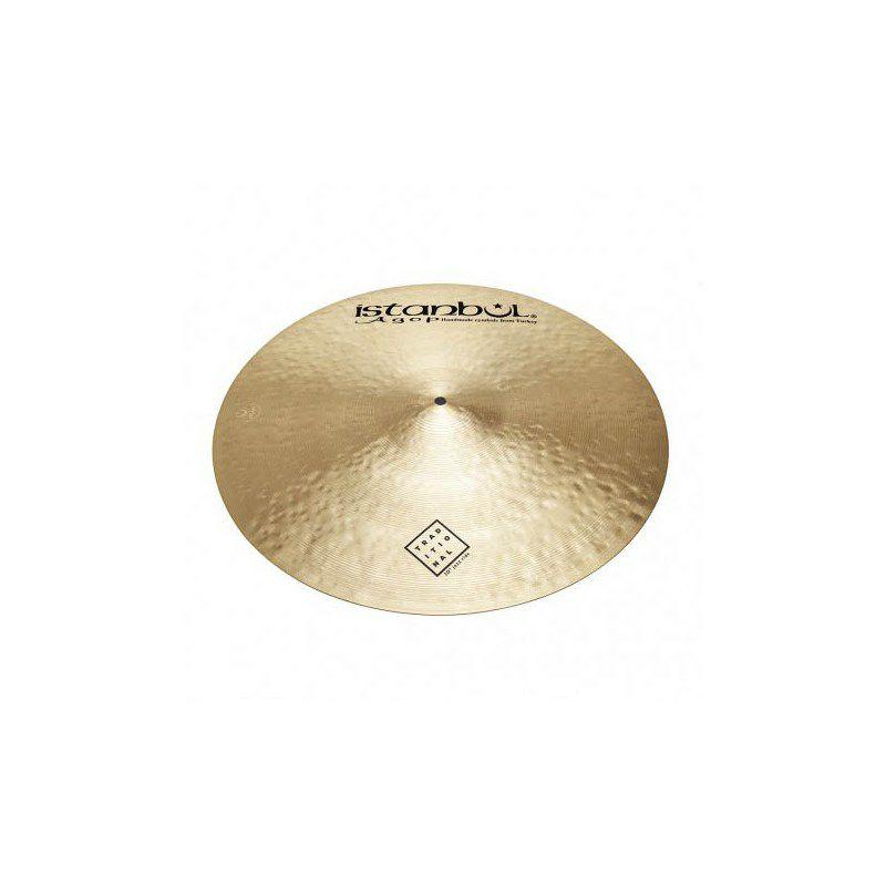 ドラム, ライドシンバル Istanbul Agop Traditional Jazz Ride 20
