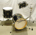 CANOPUS Club Kit [Black Sparkle]