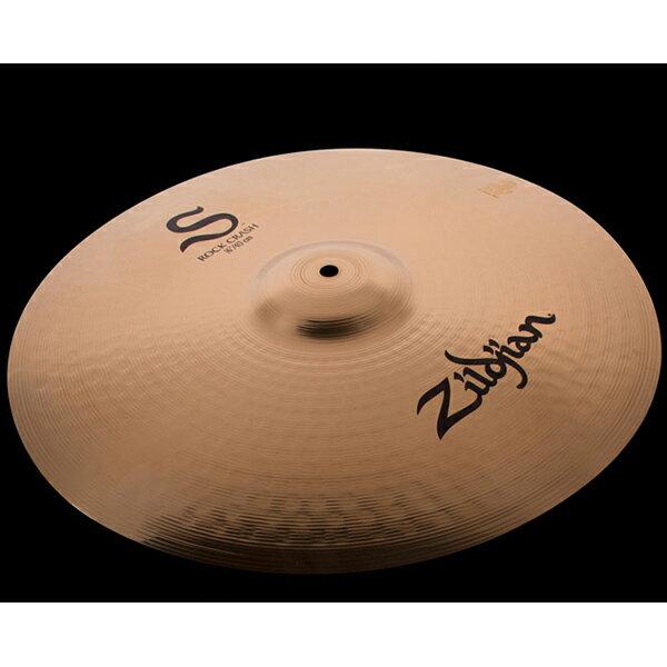 ドラム, クラッシュシンバル Zildjian S Rock Crash 16 NAZLS16RC 2