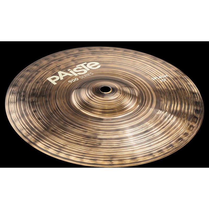 ドラム, クラッシュシンバル PAiSTe 900 Series Splash 10