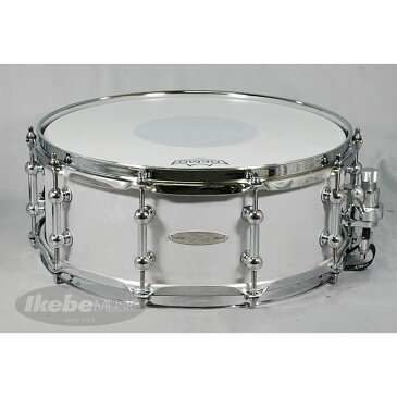 Drummers Base Elite Series Snare Drum / 6mm Die-Cast Aluminium 14