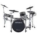 """ROLAND TD-50KVX [V-Drums Kit / TD-50KV (V-Drums・Drum Sound Module & Pads)+ KD-220 (Bass Drum) + MDS-50KV (Drum Stand)] 【ikbp5】 【IKEBE×Rolandオリジナルデザイン""""Hydro Flask""""ボトルプレゼント】"""