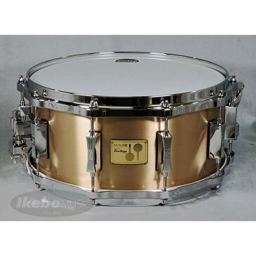 """SONOR SSE12-1465BR/C [ Drum Station """"Bell Bronze"""" Deep Snare] 【50台限定モデル!】"""
