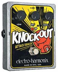 ギター用アクセサリー・パーツ, エフェクター Electro Harmonix KNOCKOUT
