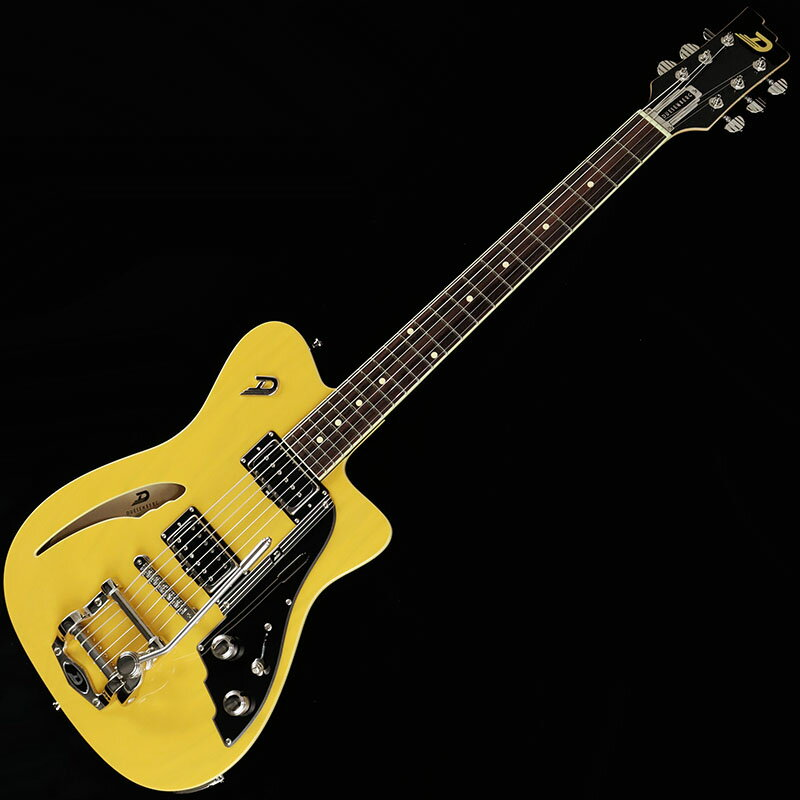 ギター, エレキギター Duesenberg DCB-BS Caribou (Butterscotch)