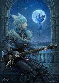 Fender(フェンダー)エレキギターFINALFANTASYXIVStratocaster(Black)[MadeinJapan]【10月下旬入荷予定】【ikbp5】新品ストラトキャスター