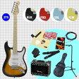 Compact Guitar CST-50s 【コンパクトギター&Bacchsミニアンプ入門12点セット】 【発売記念にてなんと送料無料!】