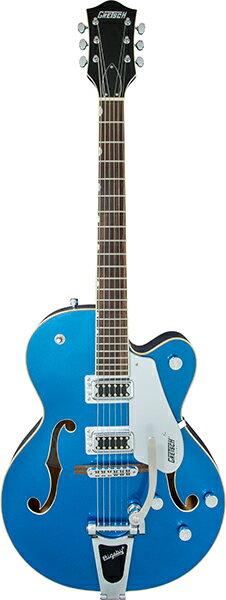 ギター, エレキギター GRETSCH Electromatic Collection G5420T Electromatic Hollow Body Single-Cut with Bigsby (Fairlane Blue)