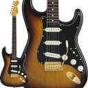 Fender Traditional 60s Stratocaster with Gold Hardware (3-Color Sunburst) [Made in Japan] 【ikbp5】 【6月末以降順次入荷】