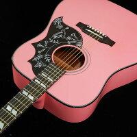 gibson_hummingbird_techno_pink