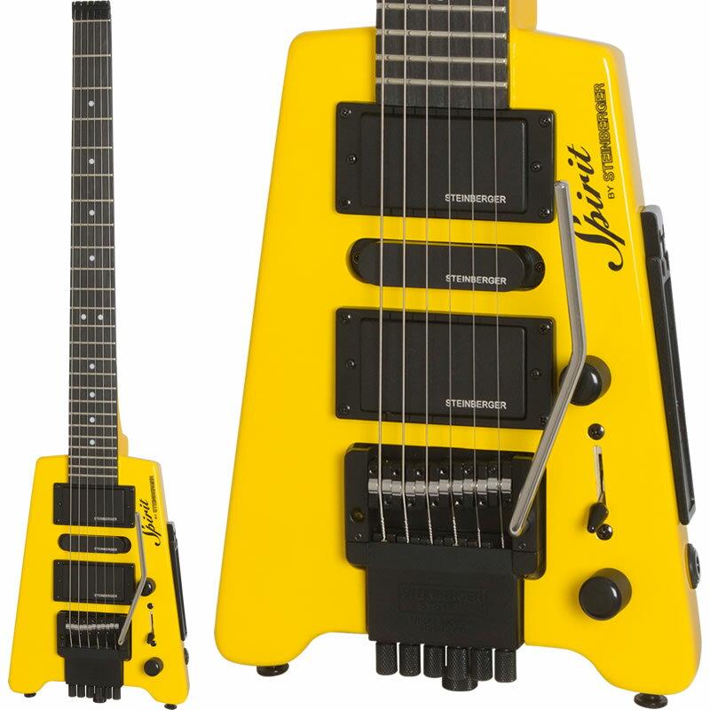 ギター, エレキギター Steinberger Spirit GT-PRO DELUXE (HYHot Rod Yellow)