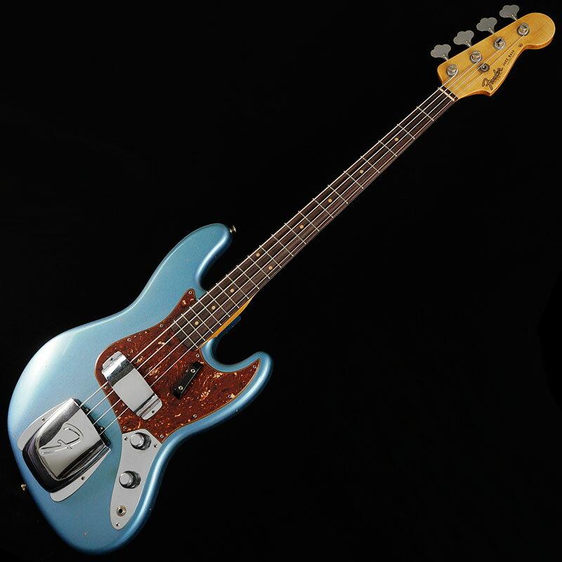 ベース, エレキベース Fender Custom Shop 2018 1960 Jazz Bass Journeyman Relic (Faded Aged Lake Placid Blue) ikbp5