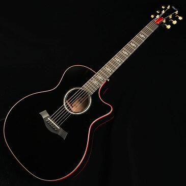 Taylor Ikebe Original Order GAce-Flame Maple Wedge (Black) 【Taylorグッズプレゼント!】 【ikbp5】