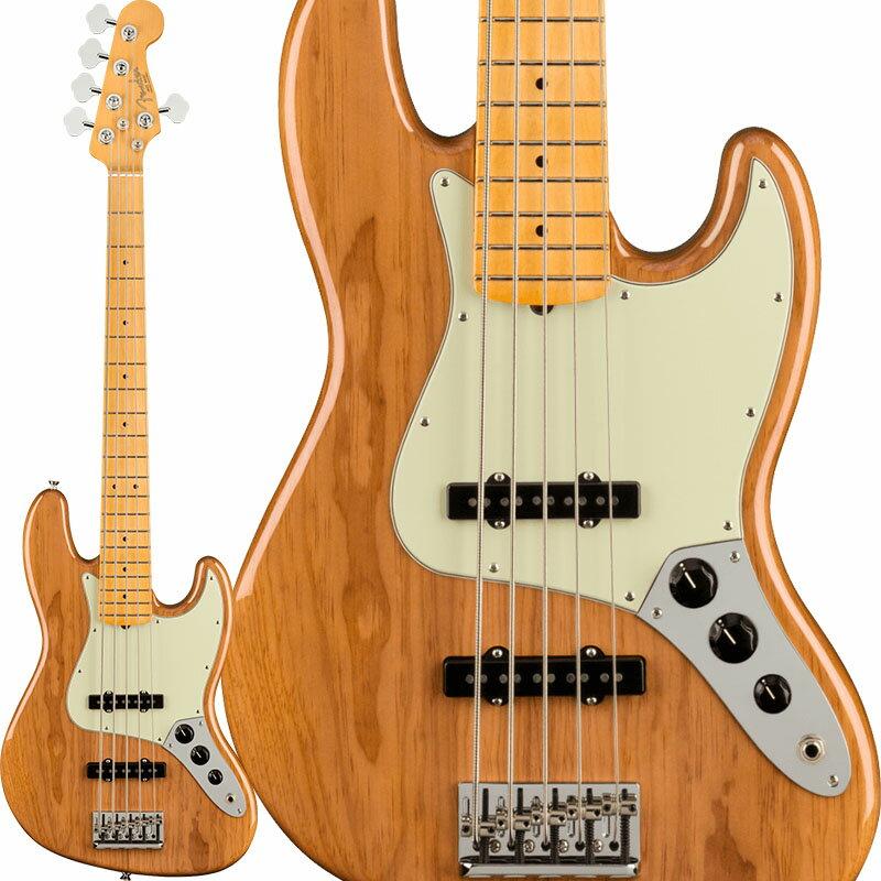 ベース, エレキベース Fender American Professional II Jazz Bass V (Roasted PineMaple) 20212