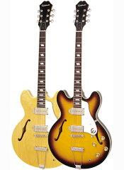 """【エレキギター】Epiphone Elitist 1965 Casino w/Hardcase 【数量限定""""TASCAM TC-8 チューナ..."""